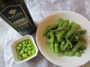「枝豆」の旬が終わったら、大豆等、他の豆でも美味しいので、是非、お試し下さいませ
