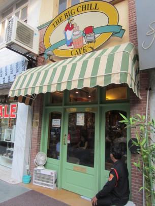 オシャレなカジュアルレストランもありました