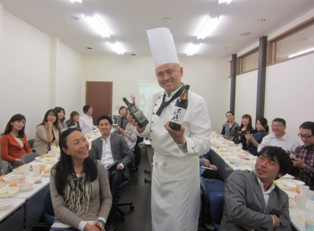 宮崎市内で急遽開催された「オリーブ健康セミナー」には、たくさんのみなさんに御参加頂きました