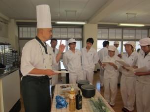 生徒さん達には、最後まで熱心に受講して頂き、有難かったです
