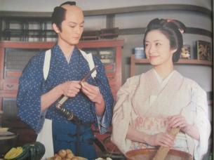 私も、江戸時代にタイムスリップしたくなりました