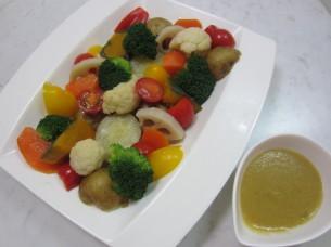 この万能ソースは、パスタや鍋料理のタレにしても美味しいですよ