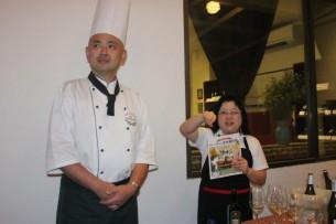 タイ料理とオリーブオイルの相性の良さを解説中です