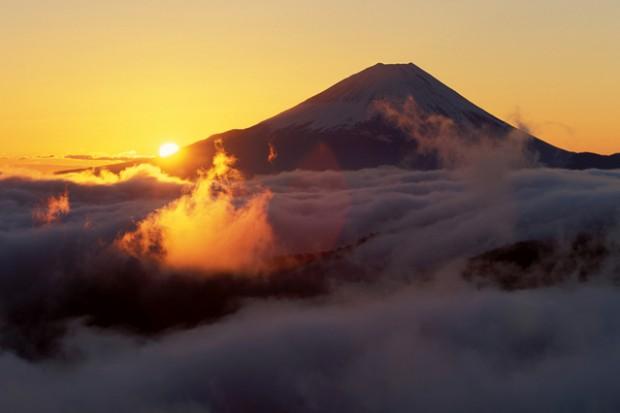 富士山御来光(3)